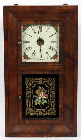 Jerome & Co. Eight-day Wall Clock
