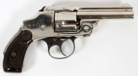 Smith & Wesson 3rd Model .38 Cal. Revolver