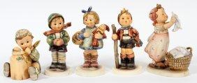 Hummel Bisque Figurines