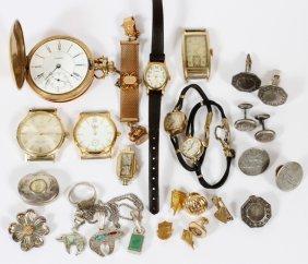 Watches & Cufflinks