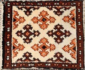 Hand Woven Wool Tribal Rug