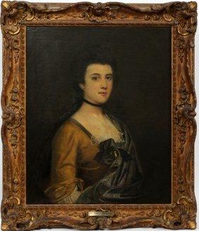 Sir Joshua Reynolds Oil On Canvas C. 1764