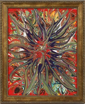 Chad Rasmussen Oil On Canvas
