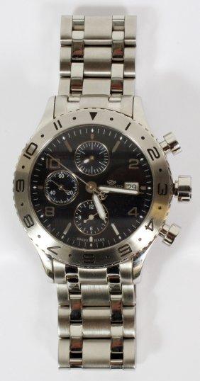 Philip Gentlemen's Stainless Steel Watch