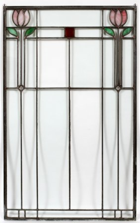 Art Glass Stained Glass Window