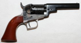 Colt Baby Dragoon Replica
