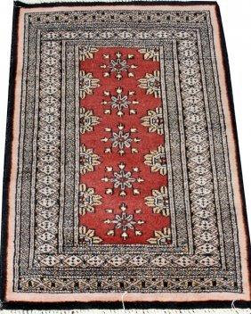 Pakistani Bokhara Wool Mat