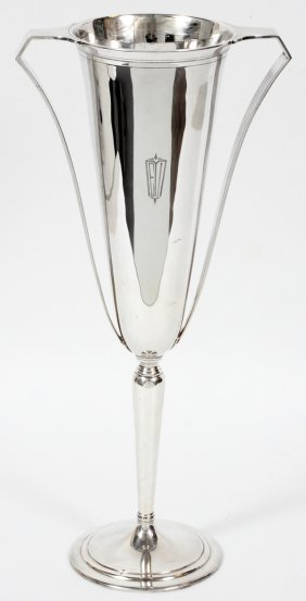 Tiffany & Co. Sterling Trophy Cup Early 20th C.