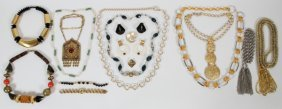 Costume Jewelry 16 Pieces