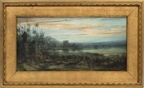 Robert Hopkin Watercolor