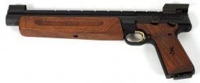 Browning Model Buckmark Silhouette Target Pistol