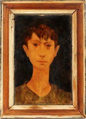 Attributed To Sarkis Sarkisian Oil On Canvas