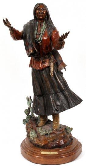 Susan Kliewer American Bronze Lozen