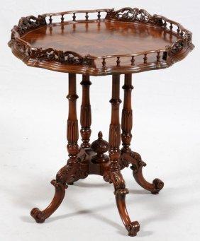 Mahogany Parlor Table C1940