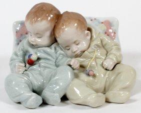 Lladro Porcelain Figures