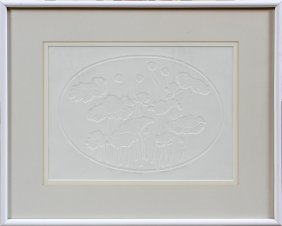 Susan Zythewick Embossing On Paper