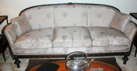 Rosewood Frame Sofa Circa 1930