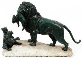 Paul Edouard Delabrierre Bronze Sculpture