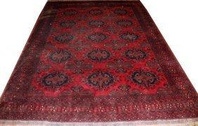 Tekke Bokhara Wool Carpet