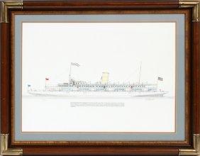 Frank R. Crevier Color Print #149/200
