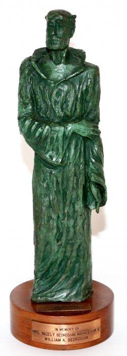 Arto Tchakmaktchian Bronze Sculpture