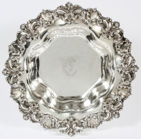 Frank Smith Silver Co. Sterling Silver Bowl