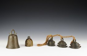 Group Of Bells