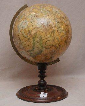 Newton's New & Improved Celestial Globe, Manafacture