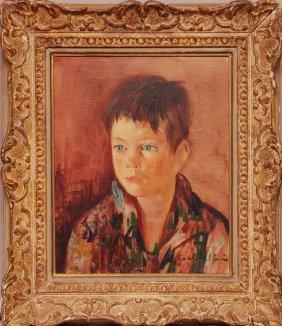 Luigi Corbellini (ITALIAN, 1901-1968), Oil On Canvas