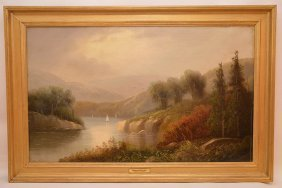 Thomas Doughty, Attributed, American 1793-1861,