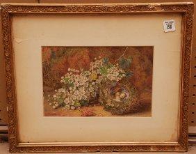 Thomas F. Collier (british, 1825-1885) Watercolor-