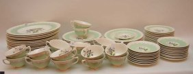 """Approx. 87 Pieces Of Wedgwood """"corinthian"""", Incl; 16"""