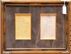 Alberto Vargas Pin-up Drawings (american, 1896-1982)