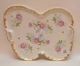 "French Dresser Tray, 15 1/2""l"