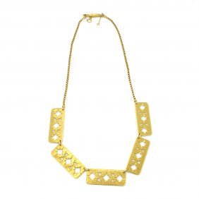 Gianmaria Buccellati 18k Yellow Gold Necklace