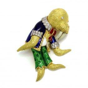 7.70 Ct Gubelin Cert Unmounted Colombian Emerald