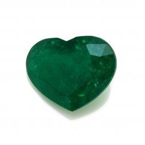 4.49 Ct. Unmounted Natural Emerald