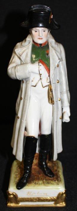 Napoleon Hand Painted Porcelain Figure