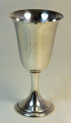 Alvin S249 Sterling Silver Chalice