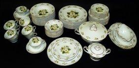 Vintage 55 Piece Noritake Floral China Set