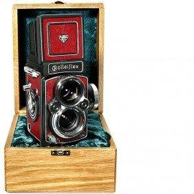 Rolleiflex 2,8 FX, No. 100, 2005
