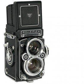 Rolleiflex 2,8 F, 1973