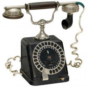 "Telephone ""Siemens & Halske"""