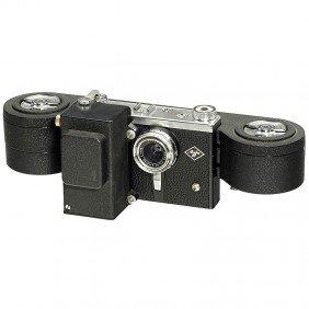 """Agfa """"Registrier-Kamera"""" Recording Camera, 1960"""