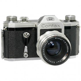 Contax S, 1951