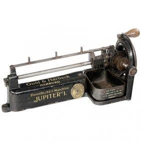 """Pencil Sharpener """"Jupiter 1"""", C. 1920"""