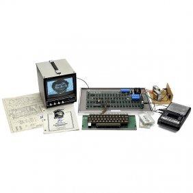 Original �Apple 1 Computer�, 1976