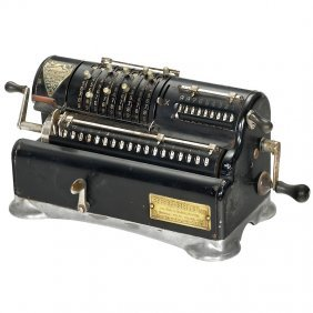 Marchant Mod. XL, 1922