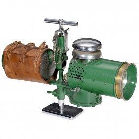 Aga Morse Signal Lamp, 1917 Onwards