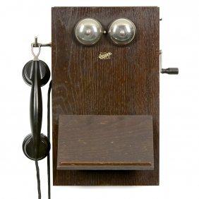 L.m. Ericsson Wall Telephone, 1933